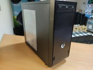 Bitfenix Intel i3 4160 / 8 GB / 500GB HDD ablakos használt
