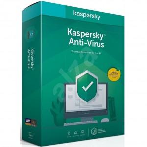 Kaspersky Antivirus HUN 1 Felhasználó 1 év dobozos vírusirtó szoftver KL1171X5AFS-20MSBCEE