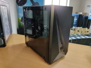 Inspire K2 ARGB Intel i5 6500 / 8 GB / 128GB SSD 1TB HDD / nvidia 750TI 2GB használt 3 hó gar!