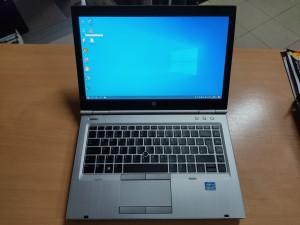 HP EliteBook 8470p 14,1 i5 / 8GB / 320GB HDD használt laptop 3 hó gar!