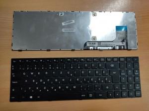 Lenovo IdeaPad 100-15IBY B50-10 gyári új magyar fekete billentyűzet 5N20J30713 5N20H52648 PK131ER1A22 új 6 hó gar!