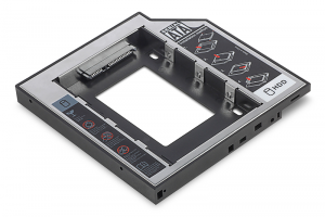 Digitus DA-71109 Opti Bay SATA 2,5 drive beépítő keret 12.7 mm magas