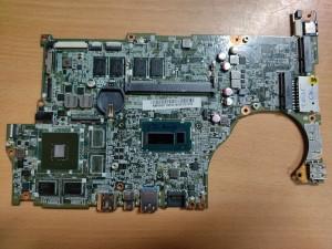 Acer Aspire V5-473G V5-573 V5-573G M5-583 DAZRQMB18F0 REV.F SR16Q I3-4010U + nVidia GT 720M használt 1 hó gar!