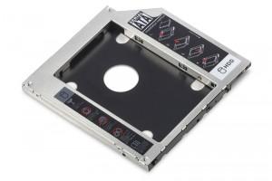 Digitus DA-71108 Opti Bay SATA 2,5 drive beépítő keret 9.5 mm magas