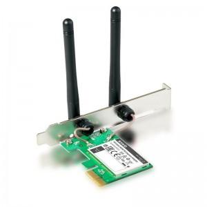 Tenda W322E Wireless N300 PCI Express adapter 3 év garancia!