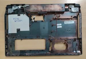 Asus N53S N53SV N53SM. alsó burkolat.  13N0-K3A0201 . használt termék