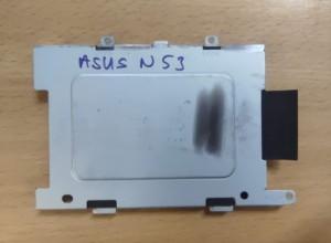 Asus N53 hdd keret. 13GNZT1AM020-1 használt termék