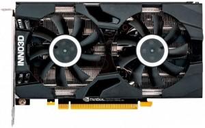 Videókártya Inno3D GeForce RTX 2060 6GB GDDR6 Twin X2 N20602-06D6-1710VA15L 2 év gar!