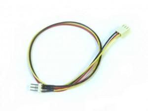 Kábel Hűtő Kolink 3-Pin hosszabbító 30cm