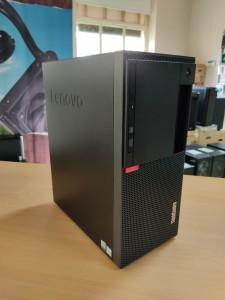 Lenovo ThinkCentre M910T Torony (10MN) i5 6500 / 8GB / 500GB HDD használt 3 hó gar!