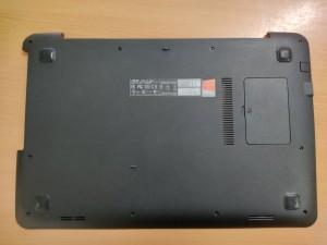 ASUS X554L X555L R556L alsókaszni 13NB0621AP05A1 13N0-R7A06A1 + RAM fedél használt 1 hó gar!