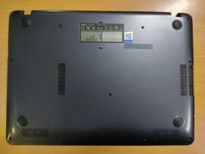 Asus X507MA F507MA alsókaszni 90NB0HL0-R7D010 13N1-41A0401 használt 1 hó gar!