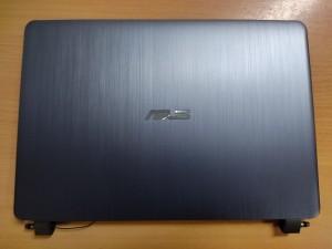 ASUS X507U x507UA X507B X507MA sorozathoz LCD Fedlap 13N1-3XA0801 használt 1 hó gar!