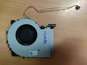 Asus X507MA F507MA X507LA X507UF sorozathoz ventilátor 13NB0HI0T01011, 13N1-3XP0111, DFS561405PLOT EP használt 1 hó gar!