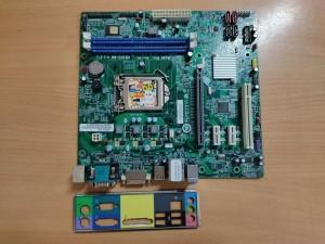 Acer H81H3-AM LGA1150 Alaplap használt 6 hó gar!