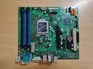 Fujitsu Esprimo P510 D3171-A11 GS 1  mATX LGA1155 használt alaplap 1 hó gar!