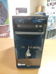 HP Pro 3500 MT i3-3220 / 8 GB DDR3 / 500GB HDD használt 6 hó gar!