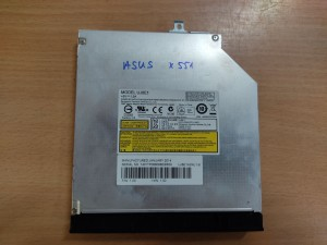 ASUS X551 D550 F551M DVD RW DVD író használt 1 hó gar!