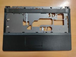 Clevo / Vision Computer W350ET palmrest carbon fóliázott 6-39-W35E2-011 b. kategóriás használt 1 hó gar!