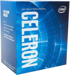 Intel Celeron g4930 dobozos LGA1151 v2 8-9 gen alaplapokhoz processzor