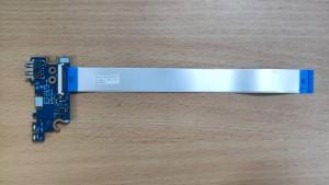 HP 15-BS 15-BW 250 G6 255 G6 USB Board LS-E795P. használt termék.