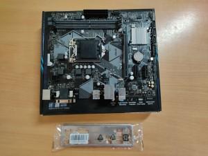 ASUS PRIME H310M-K R2.0 8. és 9. gen processzorokhoz használt 3 hó gar!