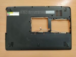 Acer Aspire ES1-532G alsóház alsó burkolat AP1QA000100-HA25 60.GHAN2.001 használt 1 hónap garancia!