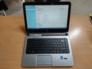 HP ProBook 430 G1 14,1 i5 4200U / 8 GB / 240GB SSD használt laptop 6 hó gar!