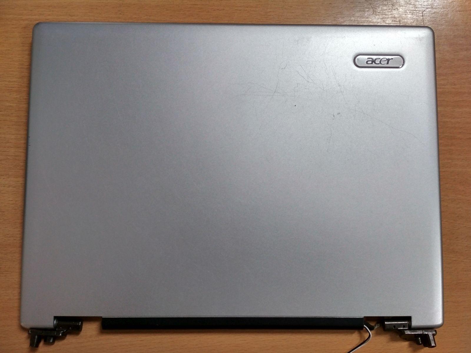 Acer Aspire 5100 5101 kijelző fedlap zsanérok használt  1 hónap garancia!