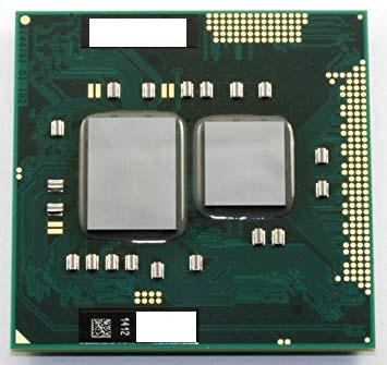 Intel Core i3 380M 2.4GHz használt laptop processzor SLBZX használt 3 hó gar!