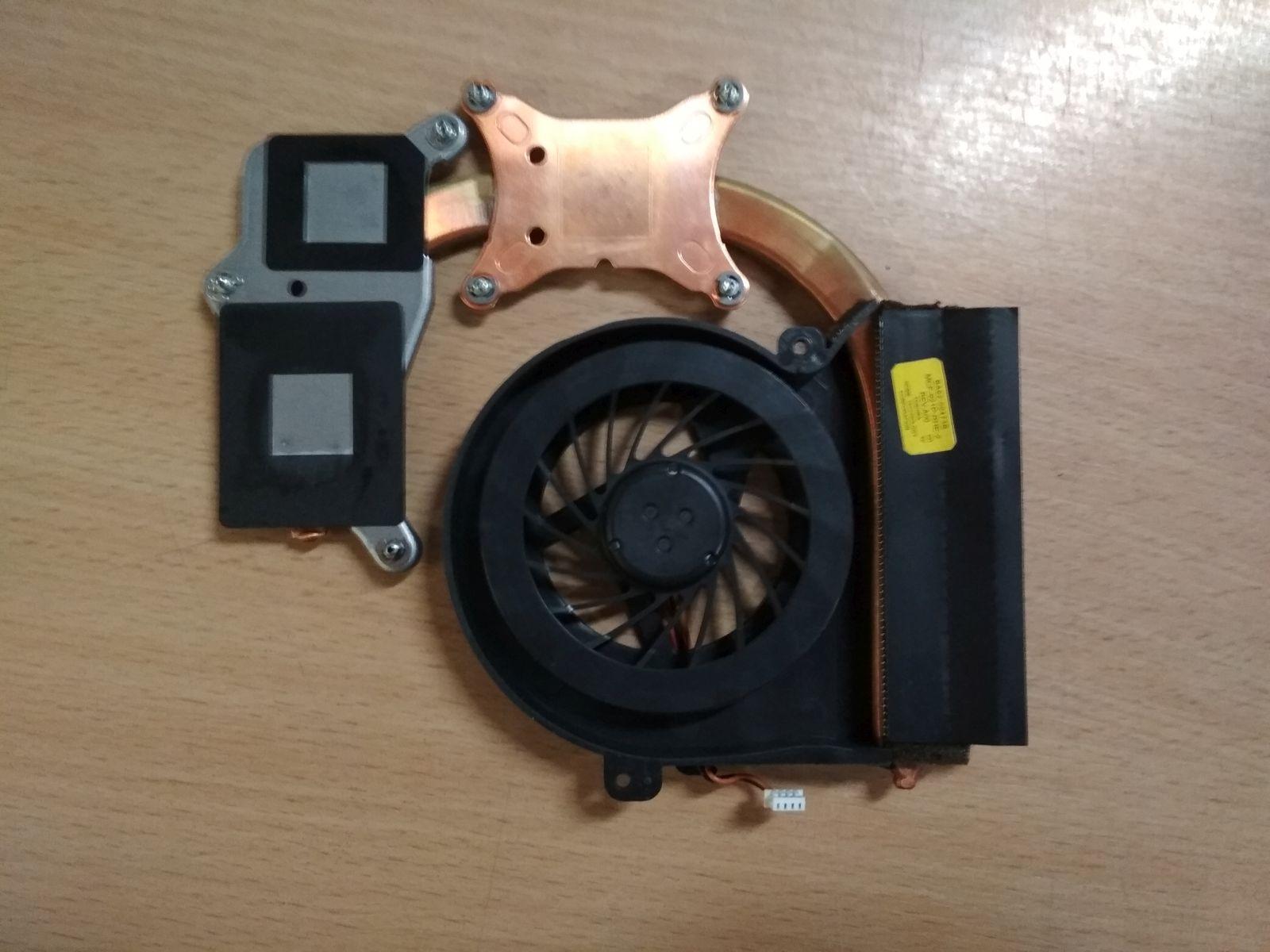 Samsung RC520 RV520 RV511 Ventilátor hőcső BA62-00545A használt 1 hónap garancia!
