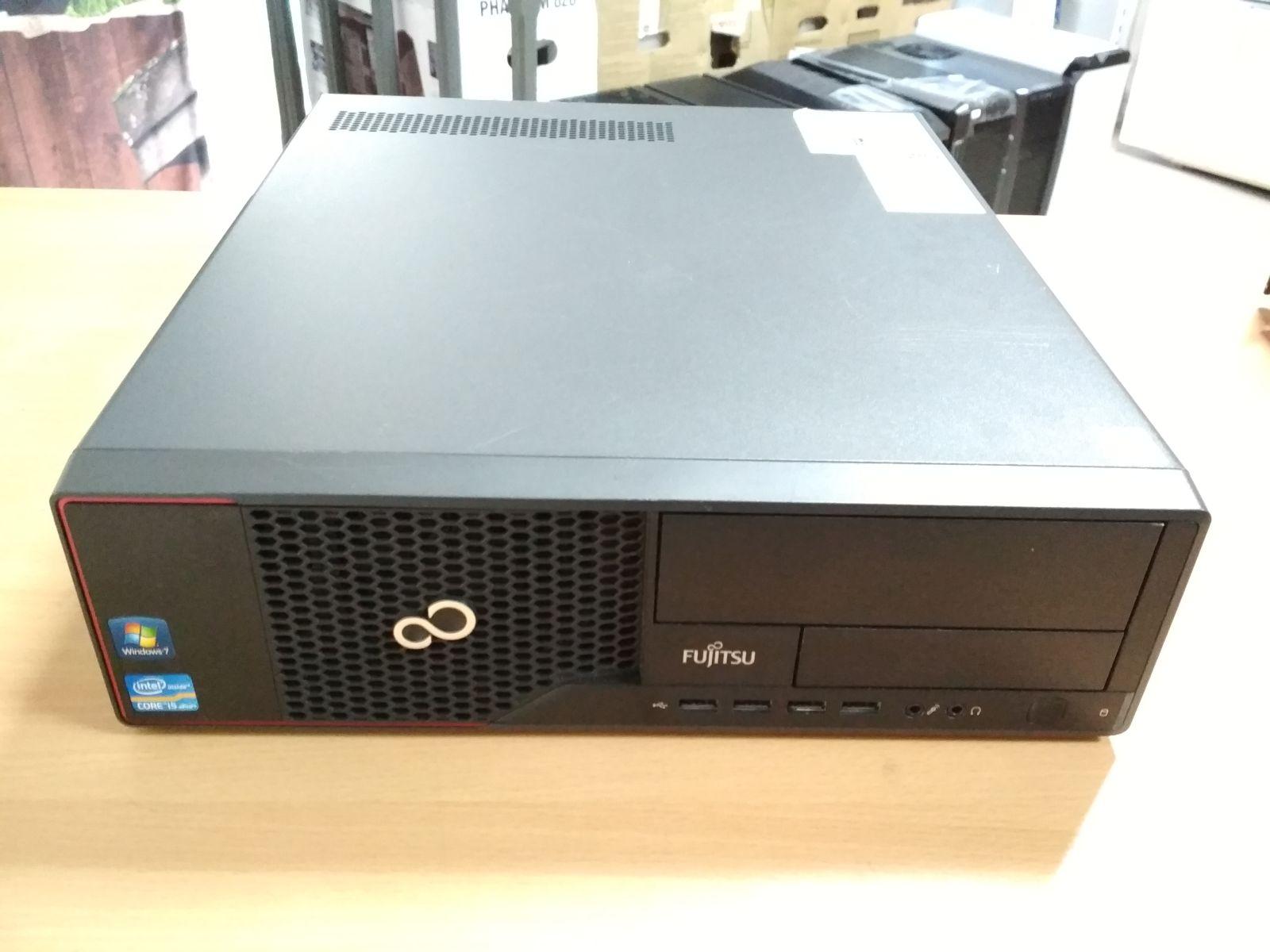 Fujitsu Esprimo E700 Pentium G860 / 2GB / 250 GB használt 3 hó gar!