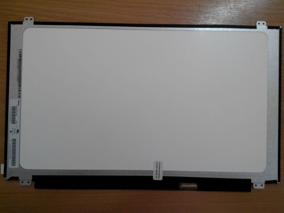 15.6 N156BGA-EB2 WXGA eDP 30pin vékony LED kijelző Fényes új 1 év gar!
