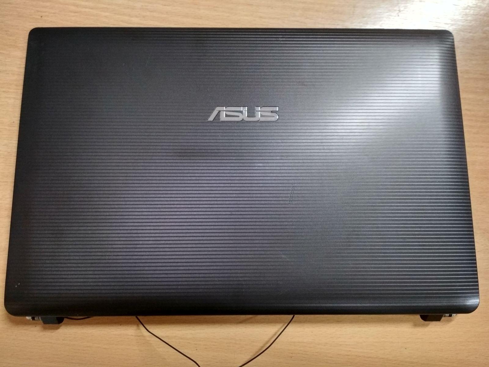 Asus K53SJ K53SC K53SV K53E A53S A53SC fedlap 13GN3C4AP010-1 + zsanér + LVDS használt 1 hó gar!