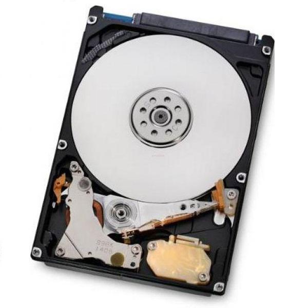 Hitachi Travelstar Z5K500 2.5 500GB 5400rpm 8MB HTS545050A7E680 0J38065 1 év gar!