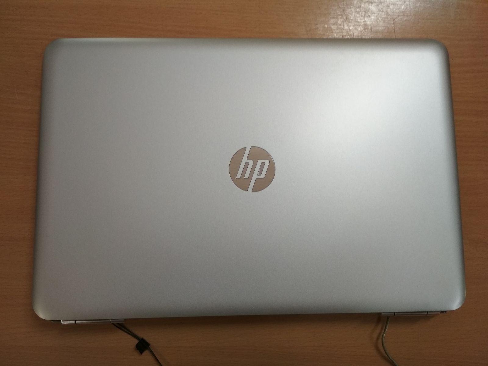 HP Pavilion 15-bc komplett LCD fedlap TFQ3LG35TP EAG35003A1N használt 1 hó gar!
