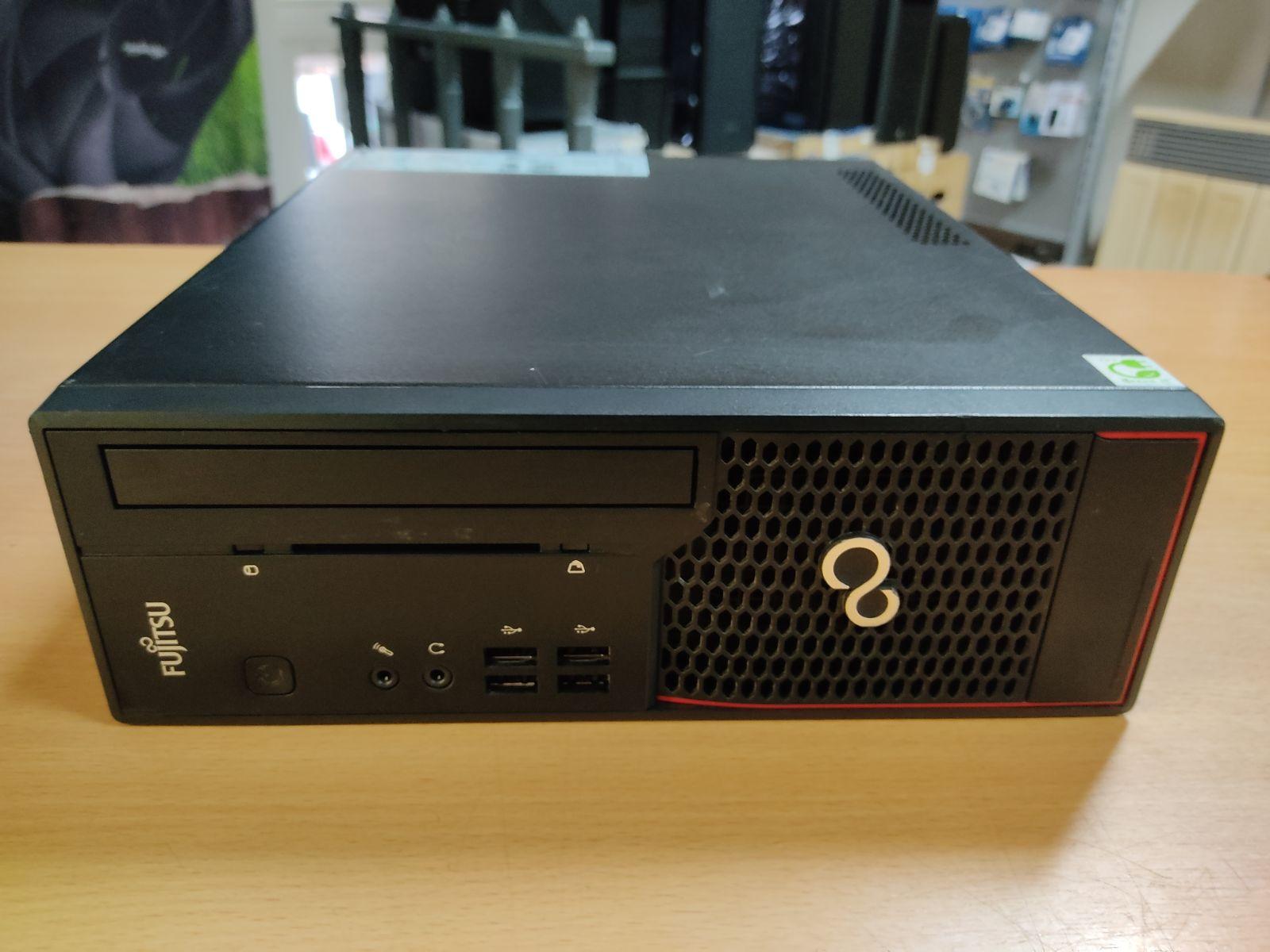 Fujitsu Esprimo C710 Intel i3 3220 / 8 GB DDR3 / 500 GB HDD használt 3 hó gar!