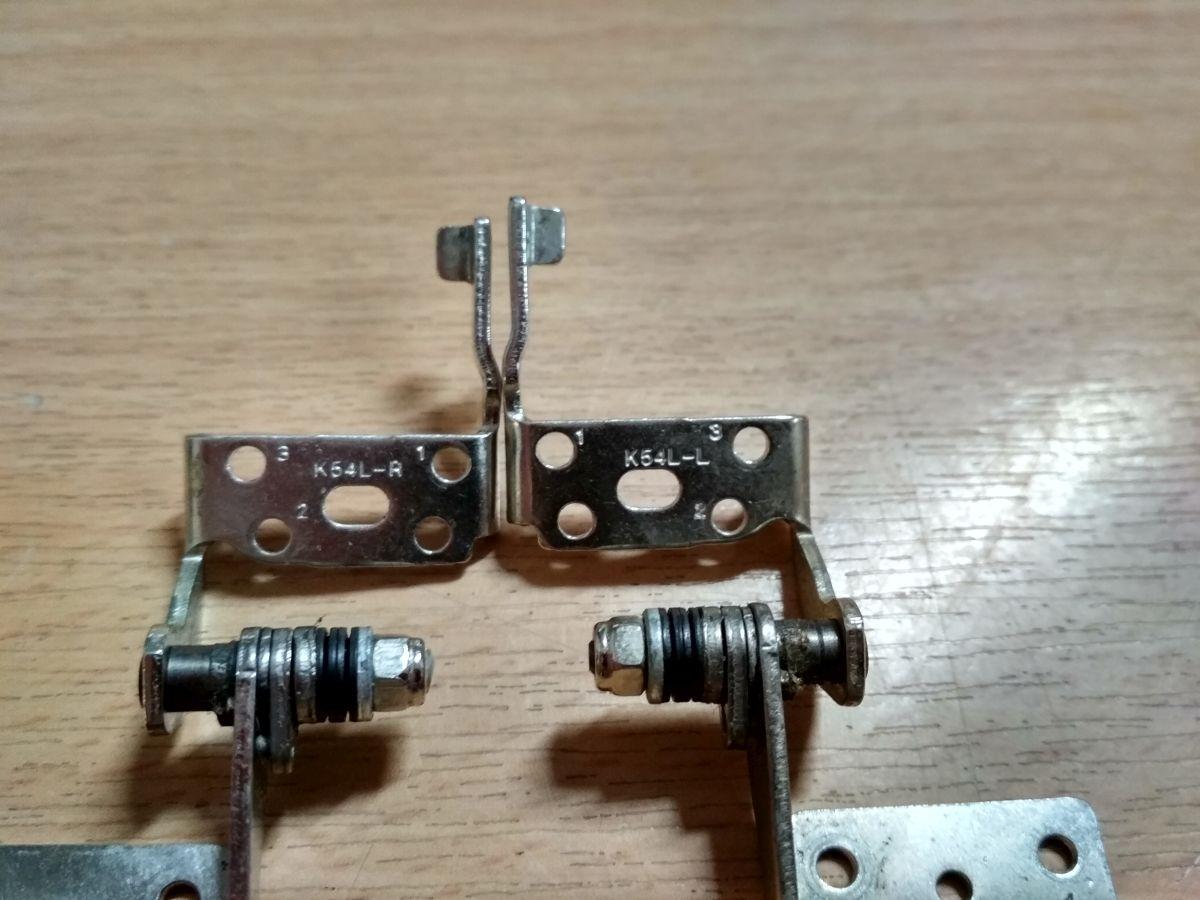 ASUS X54HR SZS-K54L-R SZS-K54L-L zsanér használt 1 hó gar!