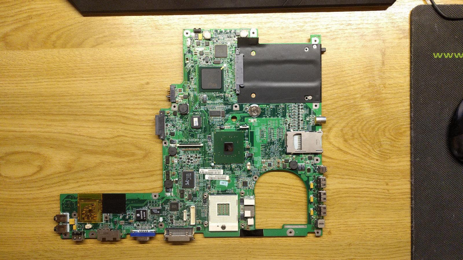 Fujitsu Amilo Pro V8010 DA0EF6MB6D0 Alaplap új 1 hó gar!