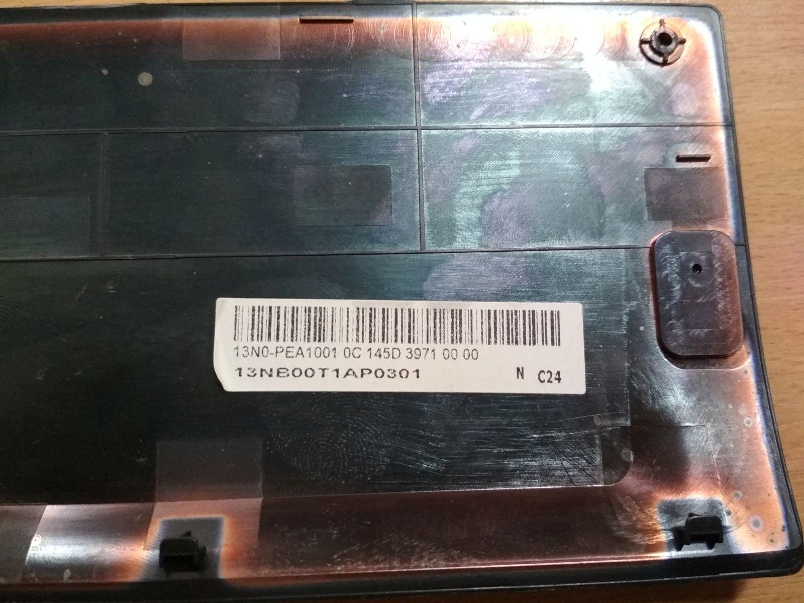 Asus X550C X550CA P550C P550CA HDD Ramfedél használt 13NB00T1AP0301 1 hó gar!