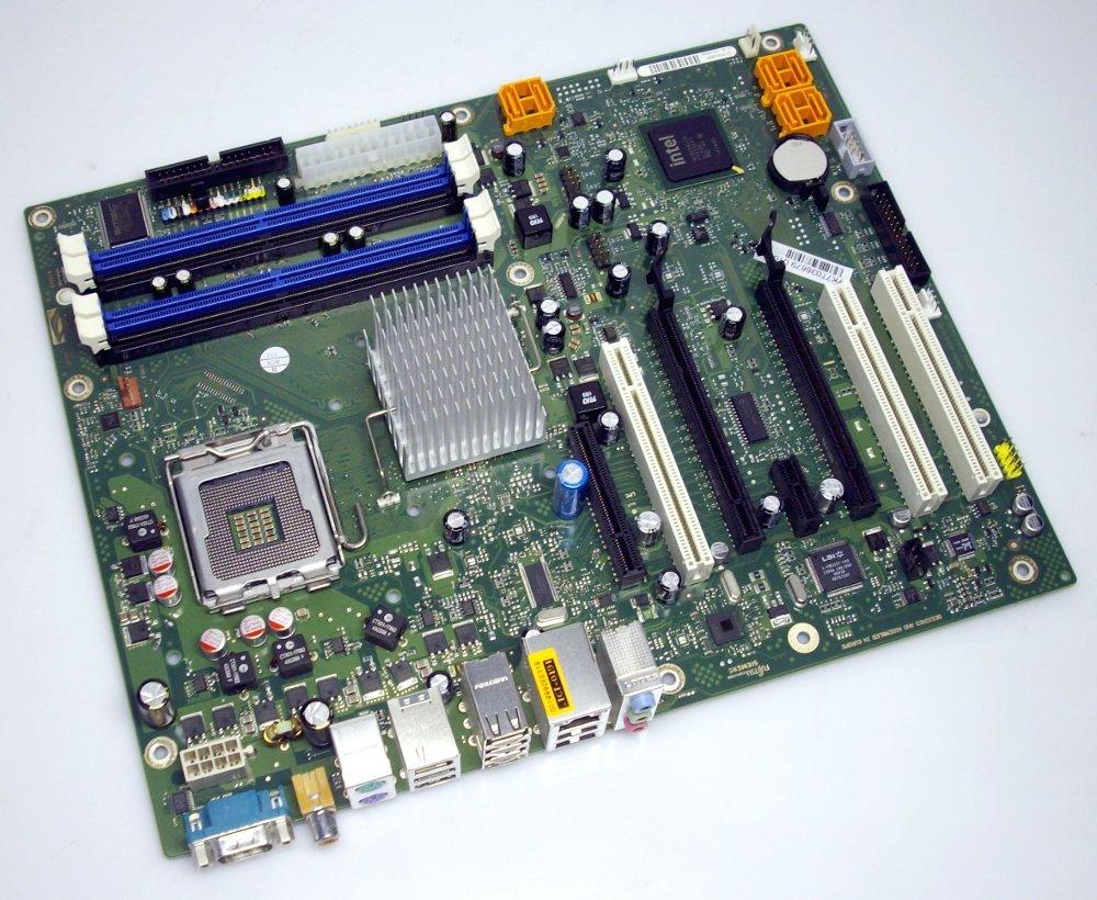 Fujitsu Siemens D2608-A11 LGA775 használt alaplap 1 hó gar!