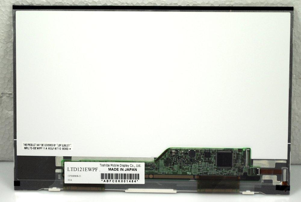 Toshiba 12.1 LTD121EWPF 34010185 Fujitsu FUJ: CP368868 laptop kijelző 1 hó gar!
