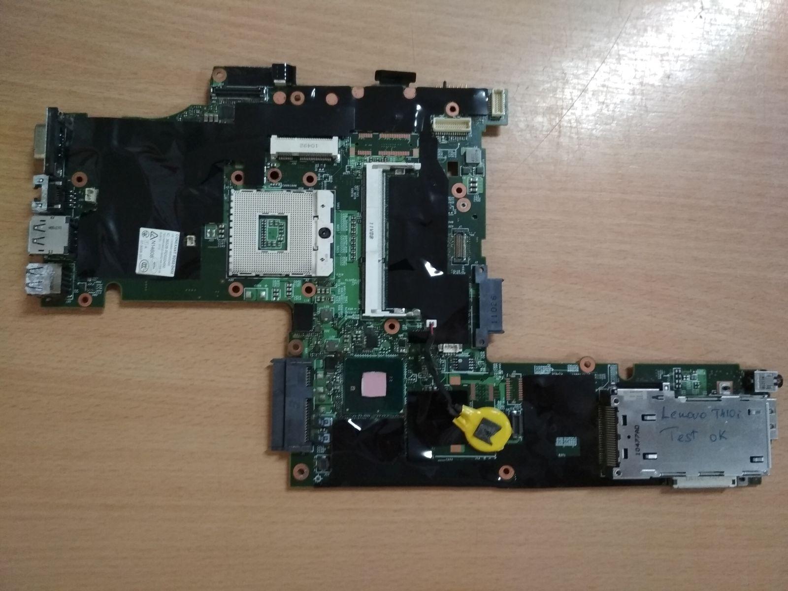 Lenovo ThinkPad T410 T410i 75Y4066 48.4FZ05.031 09A21-3 Laptop Alaplap használt 1 hó gar!