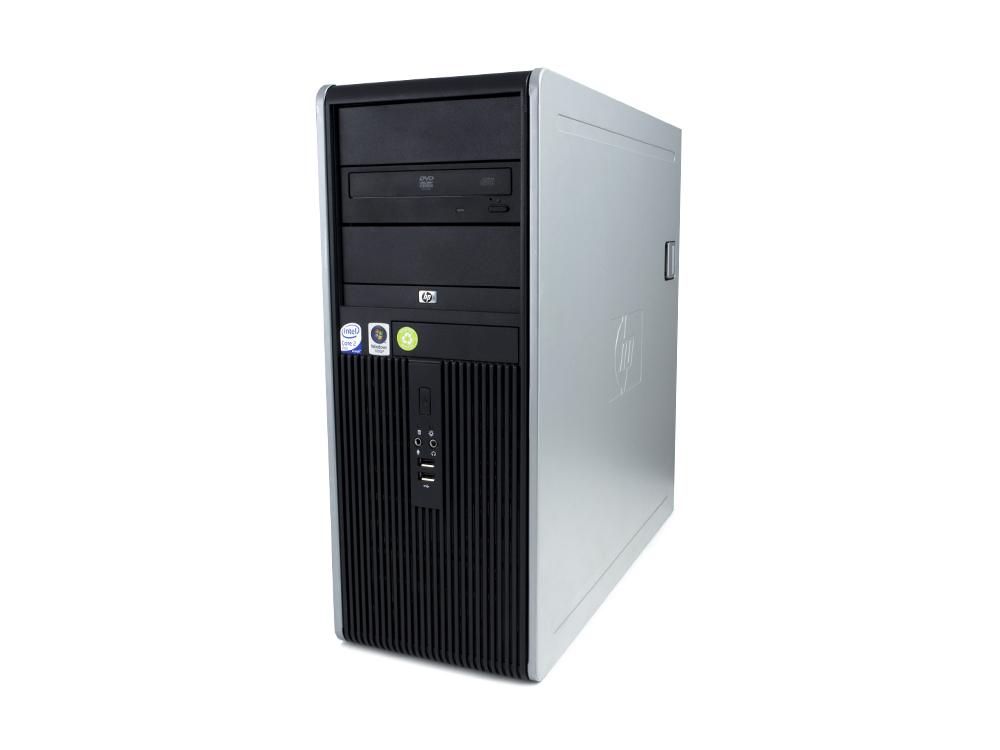 HP COMPAQ DC7900 CMT E5200 / 2GB / 80GB HDD használt 1 hó gar!