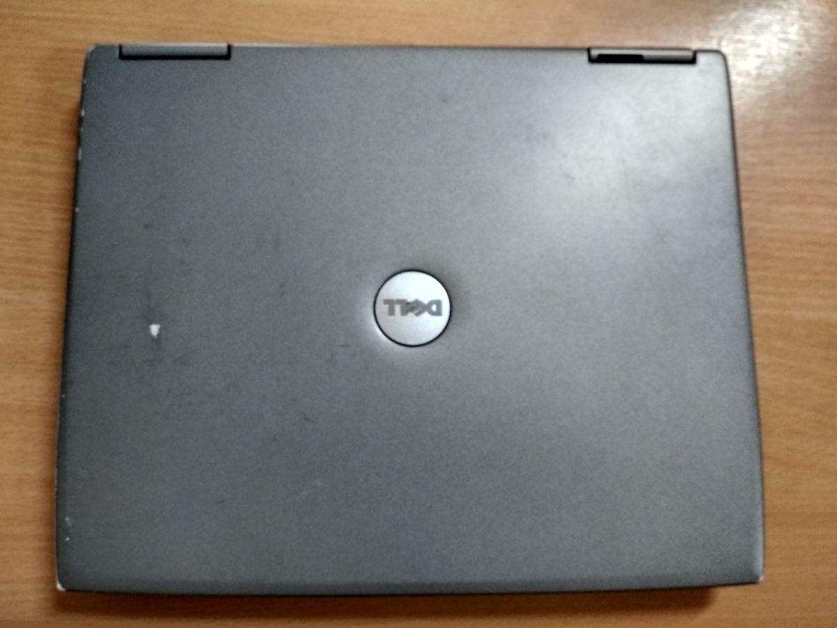 Dell Latitude D600 Pentium M 1,6 / 2GB / 80 GB HDD használt 1 hó gar!