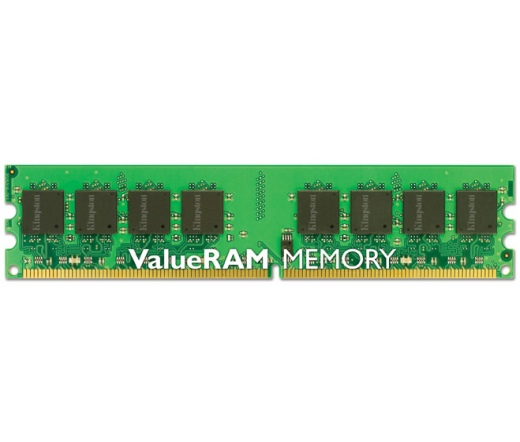 KINGSTON 4GB ValueRAM DDR2 800MHz CL6 KVR800D2N6/4G használt 3 hó gar!