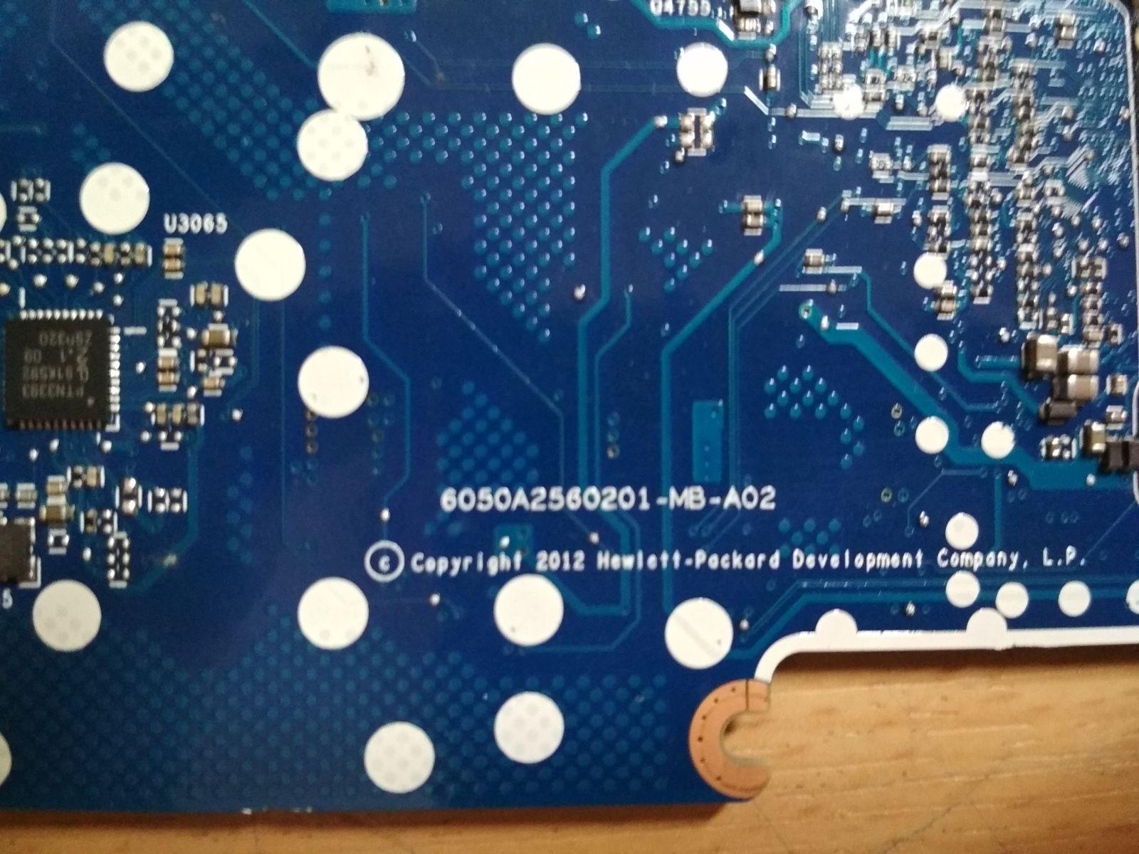 HP Elitebook 840 G1 850 G1 Intel i5-4300u UMA 730808-601 Laptop Alaplap használt 1 hó gar!