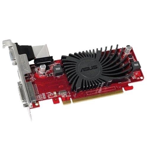 VGA ASUS Radeon R5 230 1GB DDR3 (R5230-SL-1GD3-L) Passzív használt 3 hó gar!