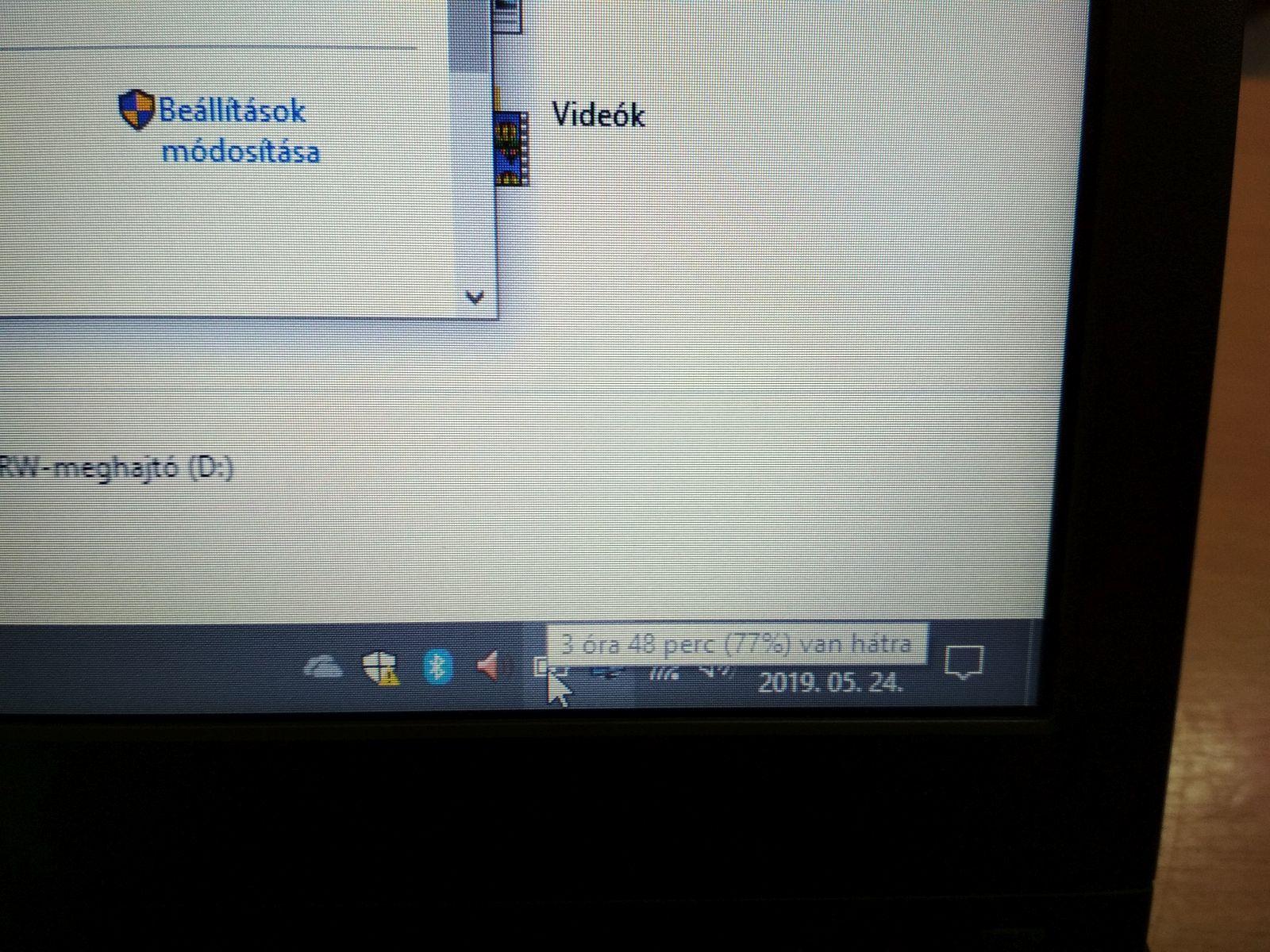 Fujitsu Lifebook S751 - i5 2520M / 4GB / 120GB SSD használt 6 hó gar!