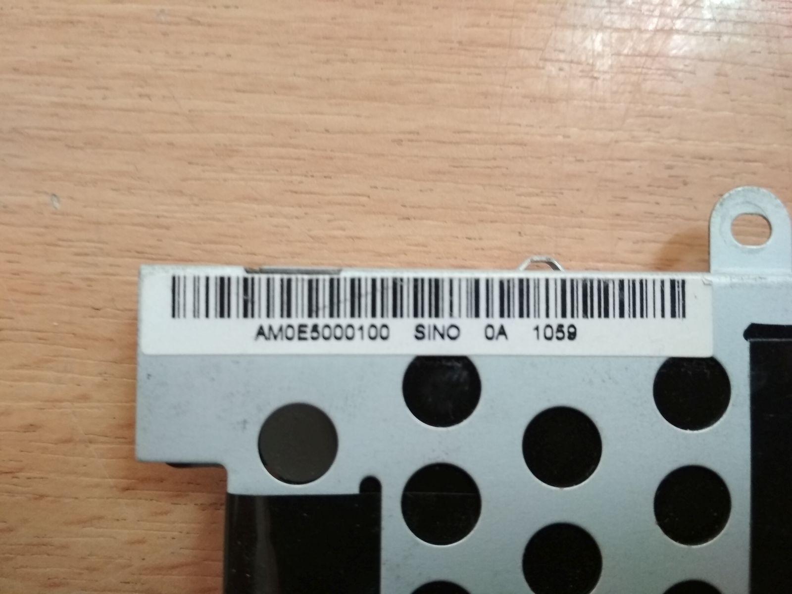 Lenovo Ideapad G565 Z565 HDD Keret AM0E5000100 használt 1 hó garancia!